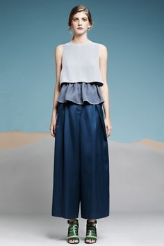 Araks Spring 2014 Ready-to-Wear Collection Photos - Vogue