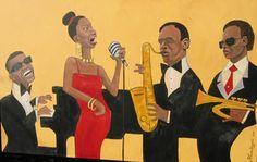 "'Jazz Singers"" Caratozzolo"