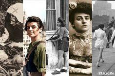 Donne che con il loro coraggio hanno cambiato il corso della storia  http://www.greenme.it/spazi-verdi/ethicme/1958