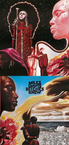 The Story Behind Miles Davis's Bitches Brew Cover