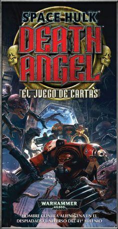 Space Hulk - Death Angel http://boardgamegeek.com/boardgame/71721/space-hulk-death-angel-the-card-game