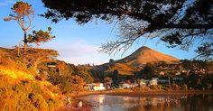 Dunedin New Zealand L Mitchell Bell The Beautiful Country, Beautiful Places, Places Around The World, Around The Worlds, Dunedin New Zealand, Long White Cloud, Kiwiana, Small Island, Stunningly Beautiful