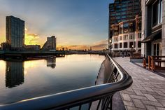 London Wharf   by bengreenphotography