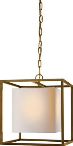 Visual Comfort & Co. SC5159HAB Studio Caged 1 Light Flush Mounts in Hand-Rubbed Antique Brass Visual Comfort & Co. http://www.amazon.com/dp/B004HEJ5EC/ref=cm_sw_r_pi_dp_lgOkvb077XPD8