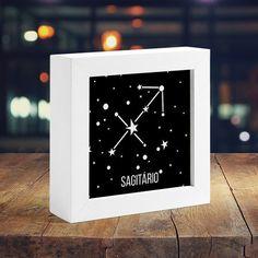 Moldura Art Box - Signos Sagitário - Decohouse