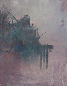 Randall David Tipton  watermedia on paper 14x11