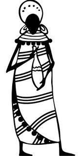* * *La boite à idées de l' atelier 3B* * *: Mon village africain African Art Projects, African Crafts, Arte Tribal, Tribal Art, Afrique Art, African Art Paintings, Art Premier, Masks Art, African American Art