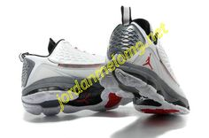 newest d5c4c f01f0 Nike Air Jordan CP3 VI AE White Cement