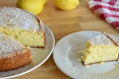 This recipe for Italian Lemon Ricotta Cake is the best out there! Light, fluffy, and full of flavor, it is the perfect Italian dessert. Easy and simple recipe made with ricotta cheese and lemon. #lemonricottacake #italianlemoncake