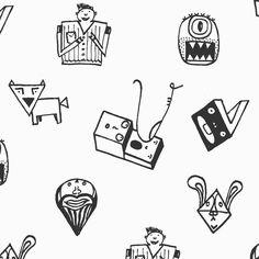 36days of type here is my V. #doodles #36daysoftype #singapore #design #sketch #art #pen #letters #moji #type #cartoon #дизайн #буквы #alphabet #арт #скетч #デザイン#アート#グラフィック#文字#디자인 #일러스트 #아트 #illustration #иллюстрация #イラストレーション #keyboard by oritakemura