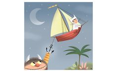 Thanks, Maurice by Bob Staake - The New York Times Tribute to Maurice Sendak