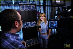 bella thorne sega event nyc 06
