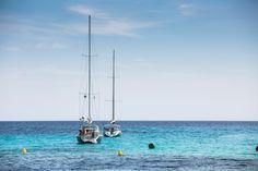 https://flic.kr/p/HZ8NEu | Menorca sea ships sun summer