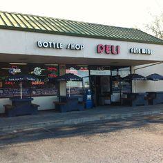 awesome sandwiches @ the bottle shop deli in ukiah @ 152 Talmage Rd, Ukiah, CA 95482