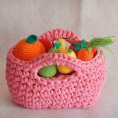 Agarraderas artesanales de frutas a crochet otros a - Deco hogar ourense ...