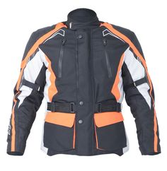 RST Rallye Textile Jacket -- With an off-road, enduro emphasis, the new RST Rallye Textile Jacket seeks to find the right combination of features, design, and fabric performance necessary for the various riding environments adventure riders like to tackle. The jacket has an ergonomic fit for upright and stand-up riding positions with zipper vents to manage body temperature. And in cold and wet climates, a Taffeta polyester removable lining and breathable SinAqua waterproof membrane.