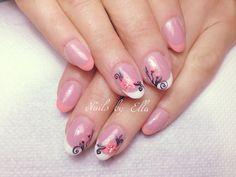Nails by Ella Pretty Nails, Beauty, Cute Nails, Belle Nails, Beauty Illustration, Beauty Nails, Ring Finger
