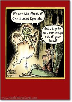 NobleWorks Ghost of Christmas Unique Funny Cards with Envelopes 12 Christmas Cards Set of 12 >>> More info could be found at the image url. (This is an affiliate link) Christmas Comics, Christmas Jokes, Funny Christmas Cards, Merry Christmas Card, Christmas Fun, Christmas Specials, Funny Christmas Cartoons, Christmas Sayings, Christmas Doodles
