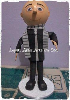 Lepeti Art's: MEU MALVADO FAVORITO