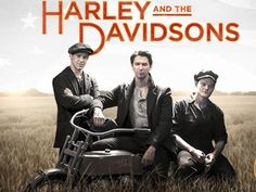 Harley and the Davidsons, 2016 ABD yapımıbiyografi dizisi. Harley Davidson bir motosikletten çok daha fazlası. Harley Davidson'un doğuşunu ve yükselişini anlatan 3 böllümlük mini bir dizi.