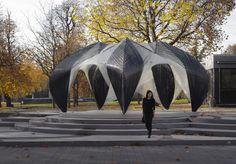 Arquitetura Biomimética: o que podemos aprender da natureza?,ICD/ITKE Research Pavilion. Cortesia de ICD-ITKE