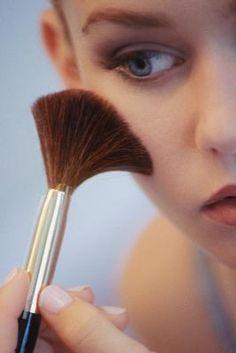 Como usar blush
