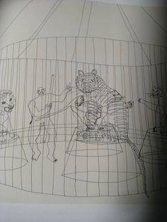 Alexander Calder Circus by designcollect