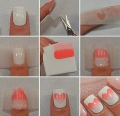 nail art ideas for short nails - Google Search