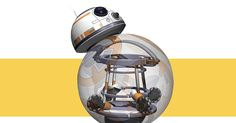 We have used really cool web technology to demonstrate how BB-8 works.