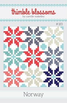 Norway Quilt Pattern #KN