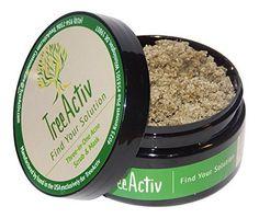 TreeActiv Anti Acne & Rosacea Treatment Sulfur Mask Plus ...