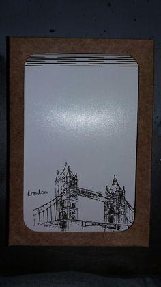 Caderneta de ideias _ London
