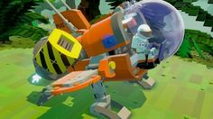 Get Your Nostalgia in With The Classic Space Pack on 'Lego Worlds' - http://www.entertainmentbuddha.com/get-your-nostalgia-in-with-the-classic-space-pack-on-lego-worlds/