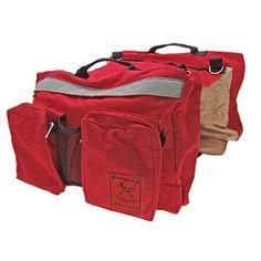 Saddle Bag Backpack for Dog Pet Camping Hiking - http://www.thepuppy.org/saddle-bag-backpack-for-dog-pet-camping-hiking/