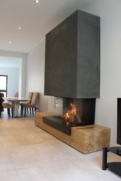 Latest No Cost easy Fireplace Remodel Thoughts Home Fireplace, Fireplace Remodel, Modern Fireplace, Living Room With Fireplace, Fireplace Design, Living Room Modern, Home Living Room, Living Room Designs, Living Room Decor