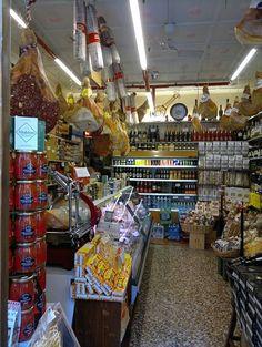 Shop in Verona Italy