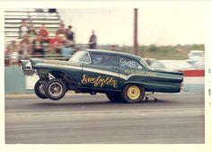[Vintage Drag Racing - The original Gunfighter - 1968