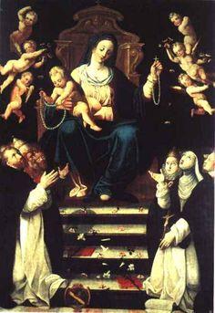 - La Chiesa e il Convento del Santissimo Rosario (S. Domenico) a Ruvo