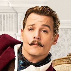 My #MCM this week is Johnny Depp's mustache in Mortdecai!  http://www.filmshire.com/items/45479-mortdecai?r=er&ifb=0