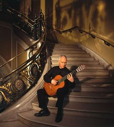 John Williams - another great classical guitarist