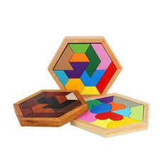 Wooden Montessori Materials 3d Geometry Puzzles Educational Toys For Children Math Toy Jigsaw Puzzles Kids Funny Bricks Toy