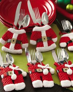 These Christmas dinner table decor is so cute! Made of high quality material. - Happy Christmas - Noel 2020 ideas-Happy New Year-Christmas Santa Christmas, Christmas Home, Christmas Crafts, Christmas Ornaments, Cheap Christmas, Christmas Clothes, Christmas Ideas, Christmas Desktop, Christmas Chair