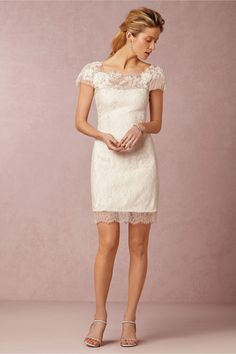 Shined Cocktail Dress in Sale Dresses at BHLDN