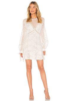 331fa8138324 keepsake Frameless Mini Dress in Elfenbein | REVOLVE Sorority Recruitment  Dresses, Sorority Recruitment Outfits,