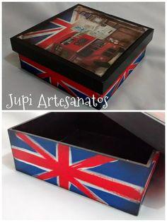 Jupi Artes: Caixa Londres