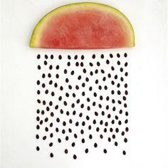 "Fruity art. Char love ""waterlemon"""
