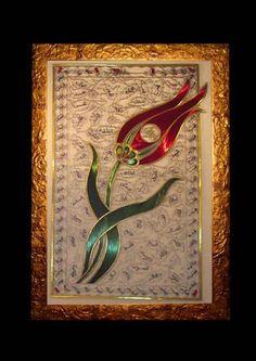 Gods Eye, String Art, Islamic Art, Symbols, Letters, Ornaments, Painting, Decor, Creative Art