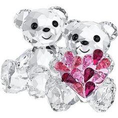 Swarovski Kris Bear In  Love