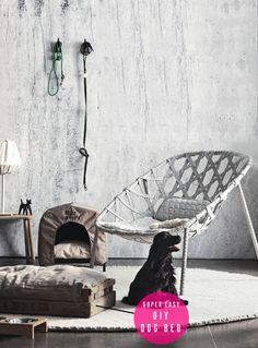 French By Design: Super Easy DIY : Dog Bed