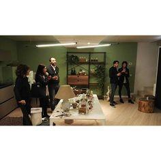 Degustazione di tisane con @erboloca   #unpiededarizzi  #ilgustodistarealetto - http://ift.tt/1FeLg8p